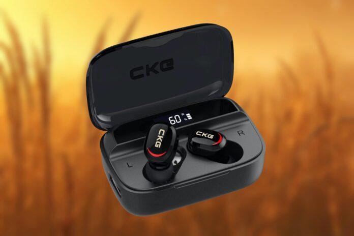 CKG Bluetooth 5.0 Headphones