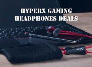 HyperX Gaming Headphones