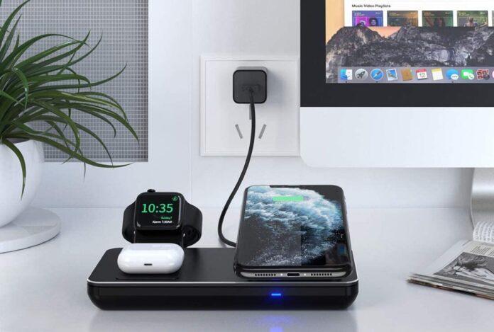JOYEKY Wireless Charging Station