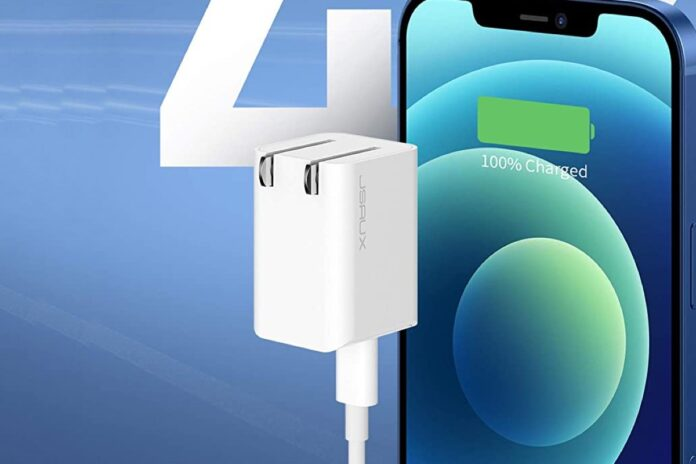 JSAUX 20W iPhone 12 Fast Charger