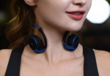 LEVIN Small Bluetooth Headphones