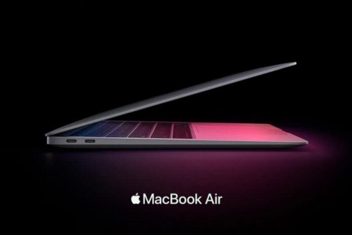 M1 Powered MacBook Air
