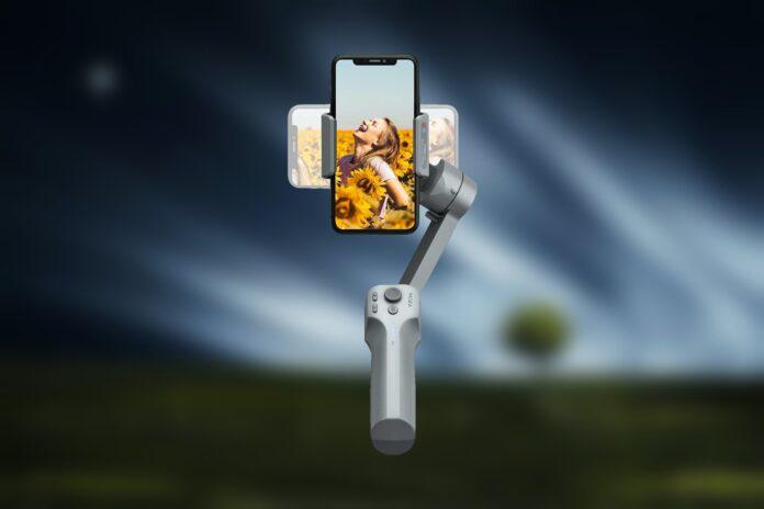 MOZA Mini mx 3 Axis Gimbal Stabilizer