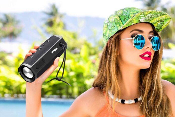 MPOW R9 Wireless Speaker