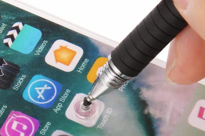 Mixoo 2-in-1 Precision Disc & Fiber Stylus with 3 Replaceable Tips