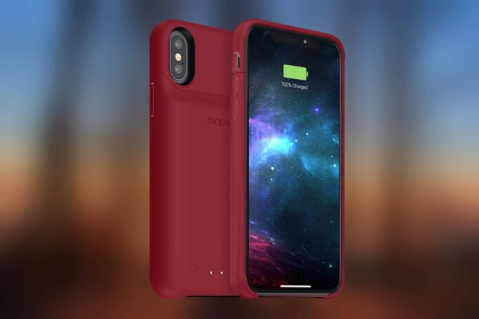 Mophie Battery Case For iPhone X:XS
