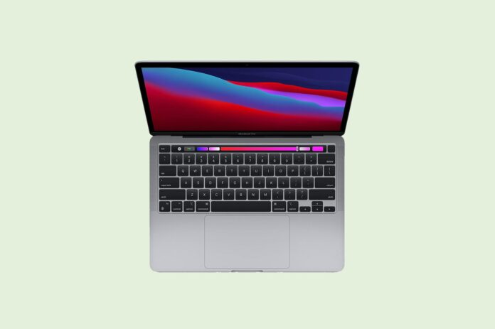 New Apple MacBook Pro with Apple M1 Chip