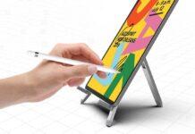 ORIbox iPad Stand