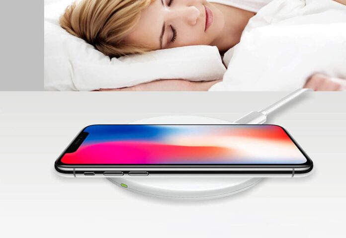 PD Ultra-Slim Qi-Certified Wireless Charger