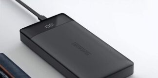 RAVPower Portable Charger 20000mAh