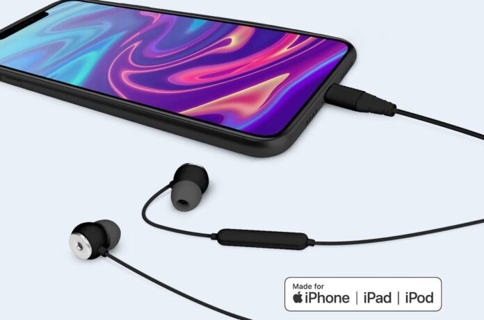 Realm Lightning Earbuds Apple MFi Certified