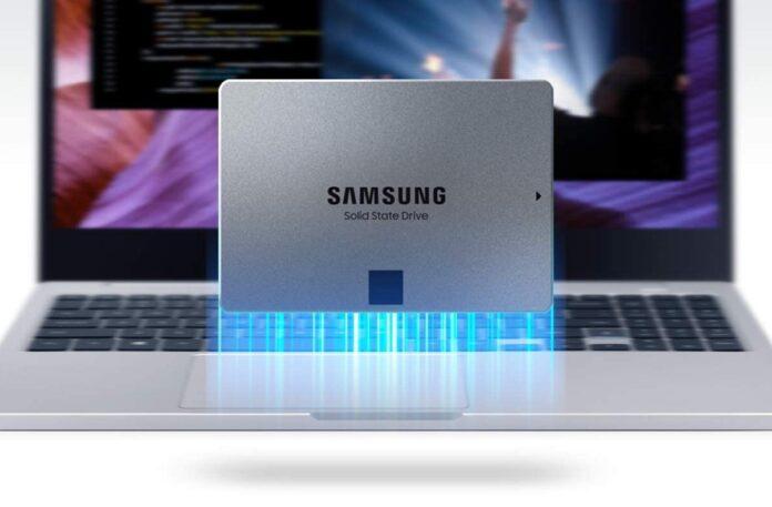SAMSUNG 870 QVO SATA III 2.5 SSD 2TB