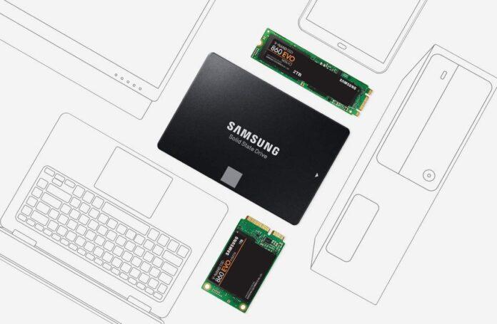 Samsung SSD 860 EVO 1TB 2.5 Inch SATA III Internal SSD