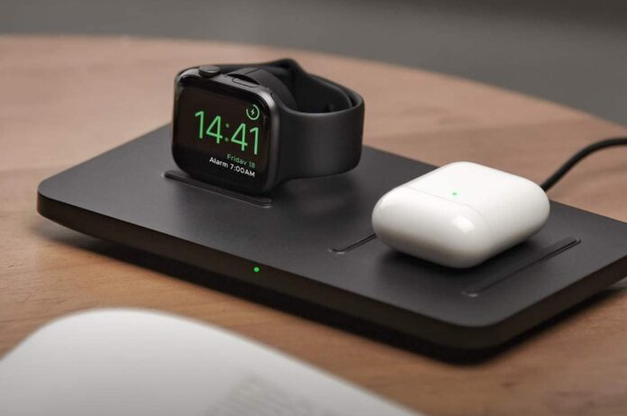 Seneo 2 in 1 Wireless Charging Pad