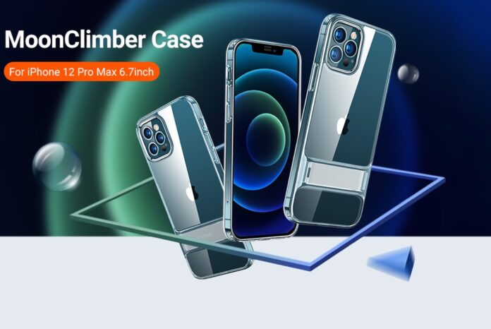 TORRAS MoonClimber Designed for iPhone 12 Pro Max Case