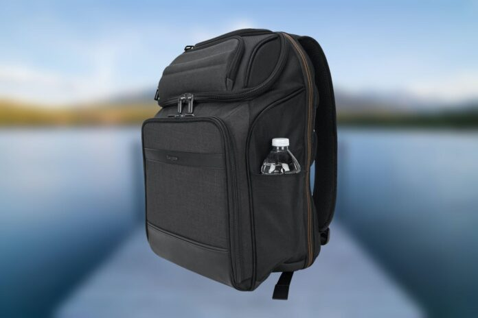 Targus CitySmart EVA Pro Travel Business Commuter and Checkpoint-Friendly Backpack