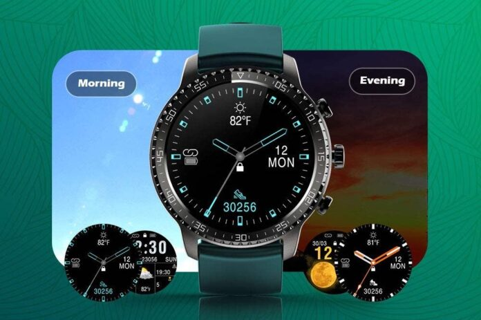 Tinwoo Smart Watch for Android:iOS