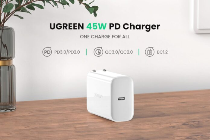 UGREEN USB C Charger 45W