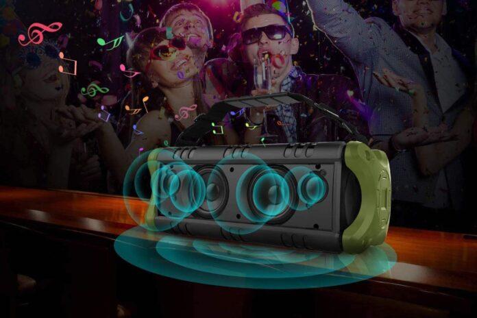 W-King 70W Bluetooth Speaker