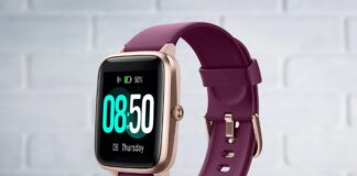 YAMAY Smart Watch Deals
