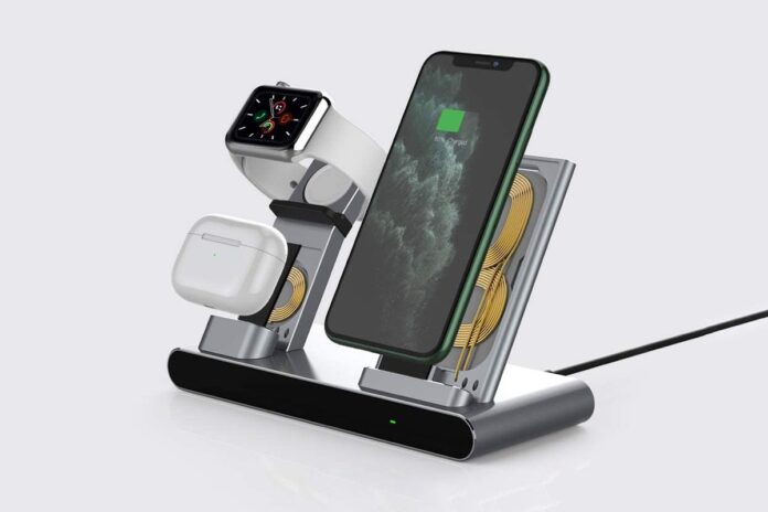 Yootech 3 in 1 Fast Wireless Charger
