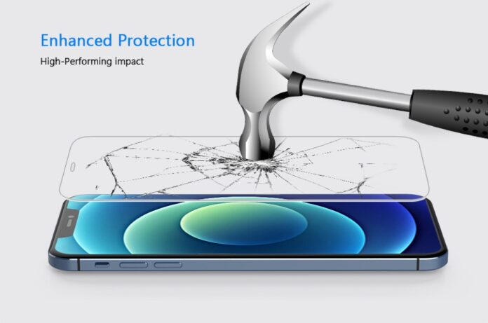 Yootech Screen Protector For iPhone 12 mini