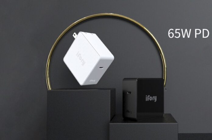 iFory 65W Fast Charger