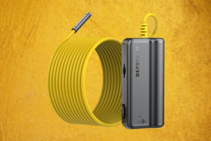 wireless Depstech borescope Deals