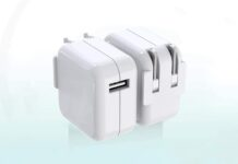Apple MFi Certified iPhone & iPad Charger