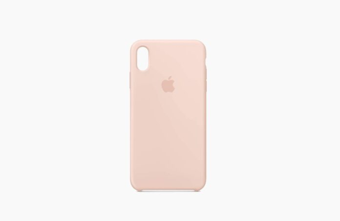 Apple Silicone Case (for iPhone Xs Max