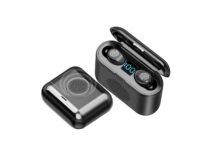 Asnrc Bluetooth Wireless Earbuds and Bluetooth Speaker
