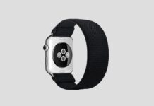 Elastic Apple Watch Sport Band