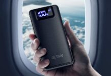 GETIHU Portable Charger Power Bank