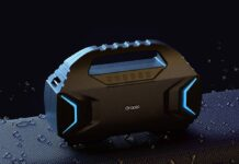 Oraolo M100 Portable Bluetooth Speaker