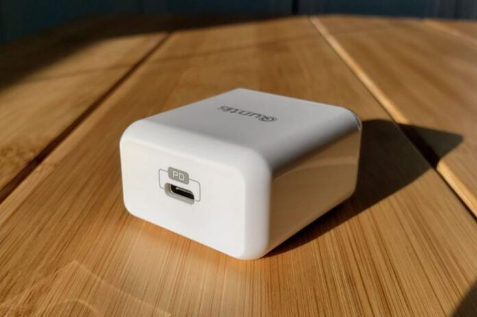 Quntis 18W USB C Power Delivery Wall Charger
