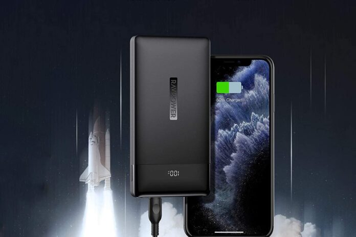 RAVPower Portable Charger 15000mAh