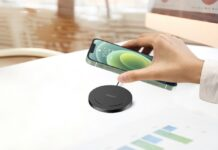 TOZO W6 Wireless Charger Fast Charging Pad