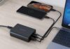 USB-C PD Wall Charger with a 72 W 3-Port charger