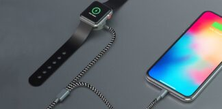 ASIANE Watch Charger