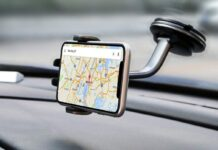 AUKEY Car Phone Mount