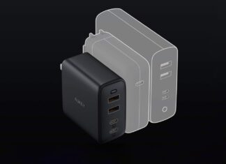 AUKEY Omnia 100W 4-Port PD Charger