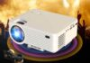 HOMPOW 720P Portable Mini Projector