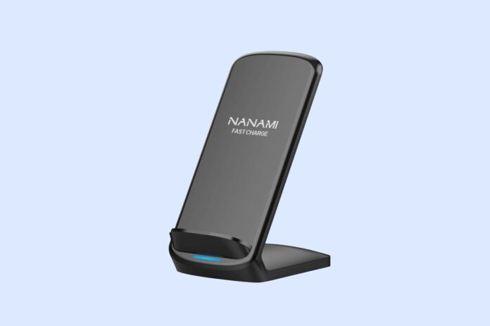 NANAMI Upgraded Fast Wireless Charger