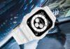 amBand Apple Watch bumper case