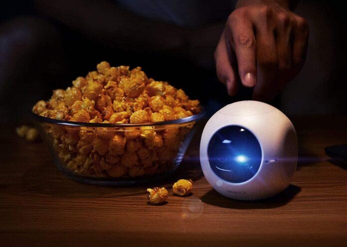 Anker Nebula Astro Mini Portable Projector