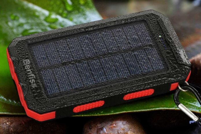 BENFISS Ultra-Portable Durable Solar Power