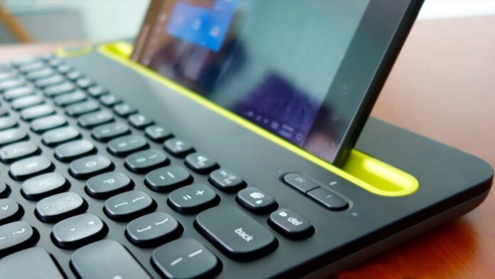 Jelly Comb Multi Device Bluetooth Keyboard