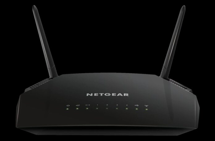NETGEAR WiFi Router