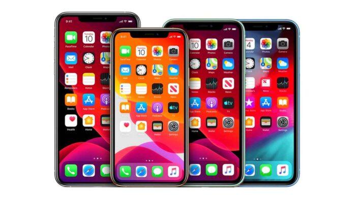 iPhone lineups