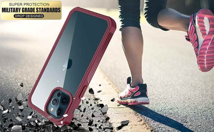 360 Degree Protective Phone Case